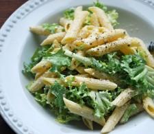 Паста-салат «Цезарь»