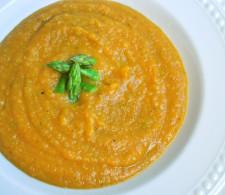 Суп из мускатной тыквы