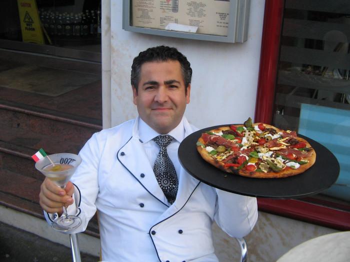 Пицца Royale 007