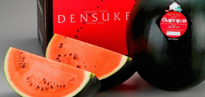 Черный арбуз Densuke