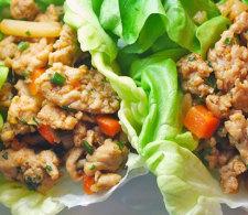 Азиатский куриный салат