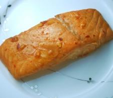 Маринованный лосось по азиатски