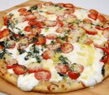 Пицца Маргарита с Черри