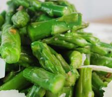 Спаржа салат